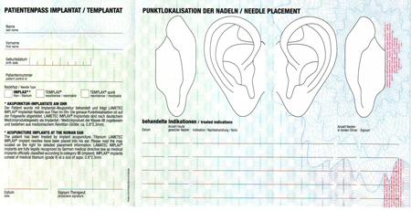 Patientenpass